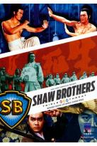 Shaw Brothers Triple Threat