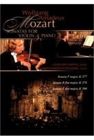 Mozart - Sonatas For Violin And Piano