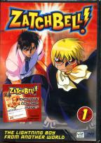 Zatch Bell! - Vol. 1: The Lightning Boy From Another World