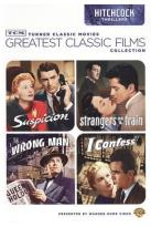 TCM Greatest Classic Films Collection: Hitchcock Thrillers