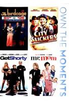 Birdcage/City Slickers/Get Shorty/Mr. Mom
