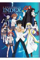 Certain Magical Index: Part Two