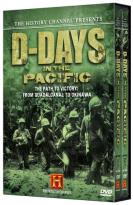 D-Days in the Pacific - The Path to Victory: From Guadalcanal to Okinawa