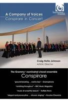 Conspirare - In Concert: A Company of Voices