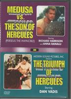 Medusa vs. The Son Of Hercules/Triumph Of Hercules