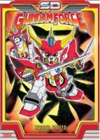 Superior Defender Gundam Force - Vol. 3: Heroes United