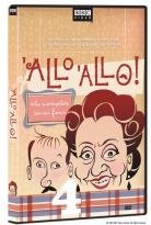 Allo 'Allo! - The Complete Series Four