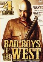 Bad Boys Of The West - Four Movie DVD Set