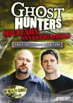 Ghost Hunters: Military Investigation - Forts, Battleships and Beyond
