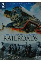 Great American Railroads/Great European Railroads