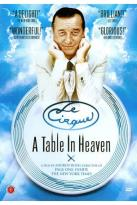 Cirque: A Table in Heaven