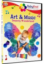 BabyFirst: Art and Music - Sensory Wonderland