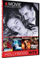 Return of the Vampire/The Revenge of Frankenstein/Mr. Sardonicus/The Brotherhood of Satan