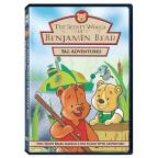 Secret World Of Benjamin Bear - Big Adventures