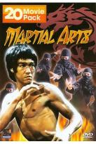 Martial Arts - 20 Movie Pack