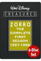 Walt Disney Treasures - Zorro The Complete First Season