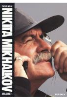 Films of Nikita Mikhalkov, Vol. 1