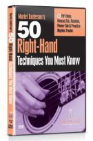 Muriel Anderson's 50 Right-Hand Techniques You Must Know