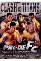 PRIDE Fighting Championships - Clash of the Titans