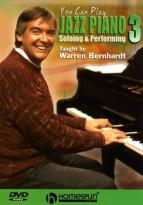 You Can Play Jazz Piano Vol.3 - Soloing and Performing