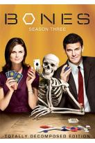 Bones - The Complete Third Season