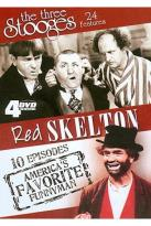 Three Stooges And The Red Skelton Show