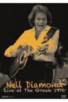 Neil Diamond: Live at the Greek 1976