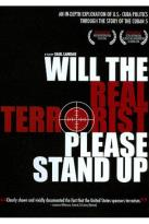 Will the Real Terrorist Please Stand Up?