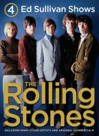 4 Complete Ed Sullivan Shows Starring The Rolling Stones