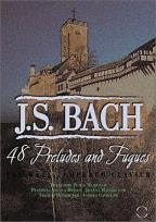 Bach: 48 Preludes and Fugues - The Well Tempered Clavier