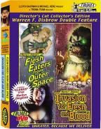 Flesh Eaters From Outer Space Double Feature