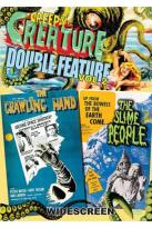 Creepy Creature Double Feature, Vol. 2: The Crawling Hand/The Slime People