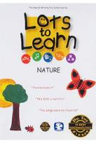 Lots to Learn - Nature: Vol.1