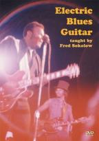 Electric Blues Guitar Taught by Fred Sokolow
