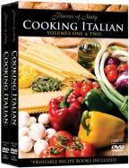 Cooking Italian, Vols. 1 & 2