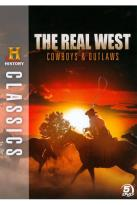 Ultimate Collection: The Real West - Cowboys & Outlaws