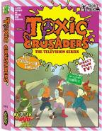 Toxic Crusaders: The Television Series - Vol. 1