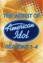 American Idol - The Worst Of American Idol Seasons 1-4