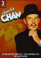 Charlie Chan: The Secret Service/The Chinese Cat/The Jade Mask