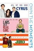 Cyrus/Lars and the Real Girl/Juno