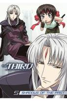 Third: The Girl with the Blue Eye - Vol. 5: Shadows of the Past