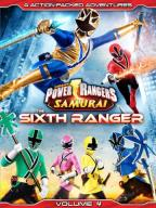 Power Rangers Samurai, Vol. 4: The Sixth Ranger
