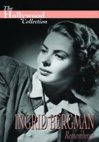 Hollywood Collection - Ingrid Bergman Remembered