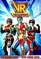 VR Troopers: Season One, Vol. 1