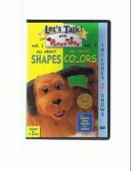 Lets Talk Puppy Dog Vol 1 - Shapes/Vol 2 - Colors