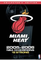 NBA Miami Heat 2005-2006 Champions Special Edition