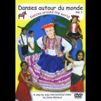 Sonia Maheux: Dances Around the World, Vol. 1