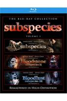 Subspecies: The Blu - ray Collection, Vol. 1