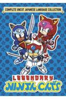 Legendary Ninja Cats - Complete Uncut Japanese Language Collection