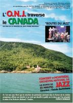 Orchestre National De Jazz - L'O.N.J. Traverse Le Canada by Jean-Pierre Bruneau